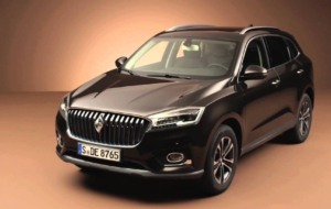 Borgward BX7 Suv Wallpaper