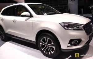 Borgward BX7 Suv Widescreen