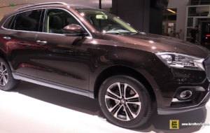 Borgward BX7 Suv For Desktop