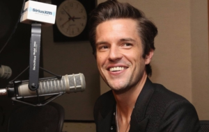 Brandon Flowers High Quality Wallpapers