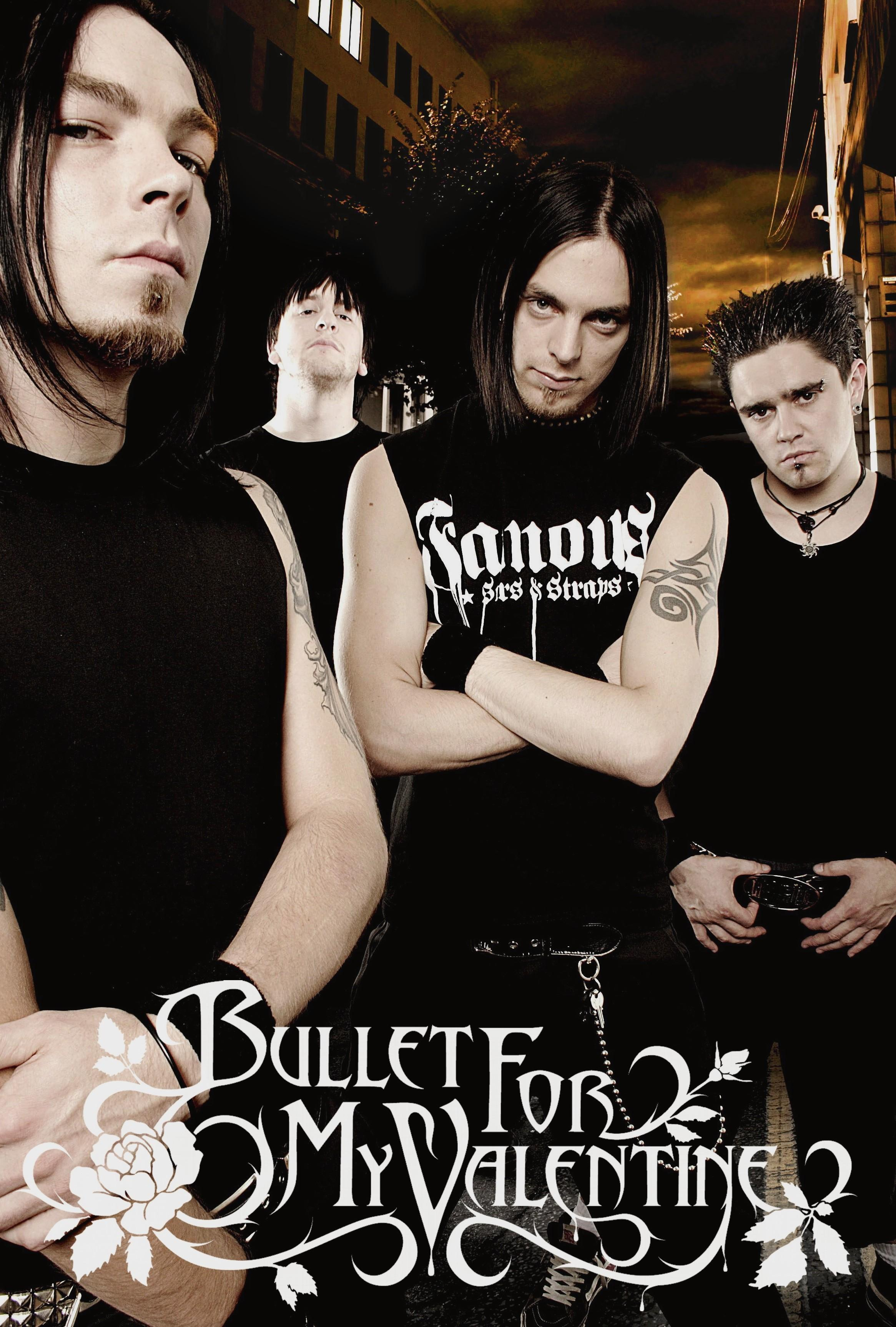 Bullet For My Valentine Hd Wallpapers