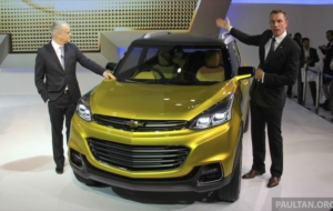 Chevrolet Adra 2017 Pictures