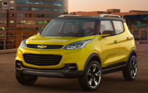 Chevrolet Adra 2017 Wallpapers