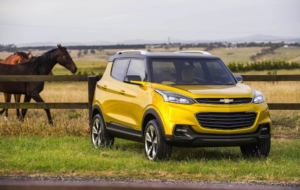 Chevrolet Adra 2017 Wallpapers HD