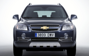 Chevrolet Captiva 2017 HD