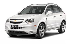 Chevrolet Captiva 2017 High Definition