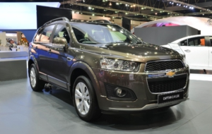 Chevrolet Captiva 2017 High Quality Wallpapers