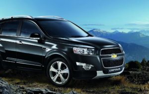 Chevrolet Captiva 2017 Photos