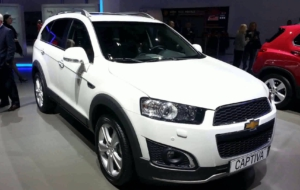 Chevrolet Captiva 2017 Pictures