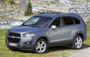 Chevrolet Captiva 2017 Full HD