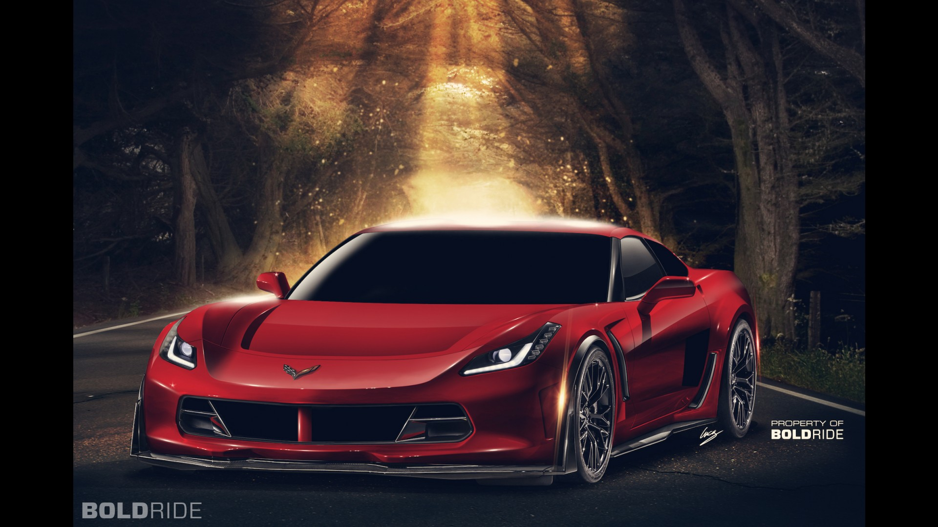 ... Chevrolet Corvette Zora ZR1 2017 Wallpapers HD ...