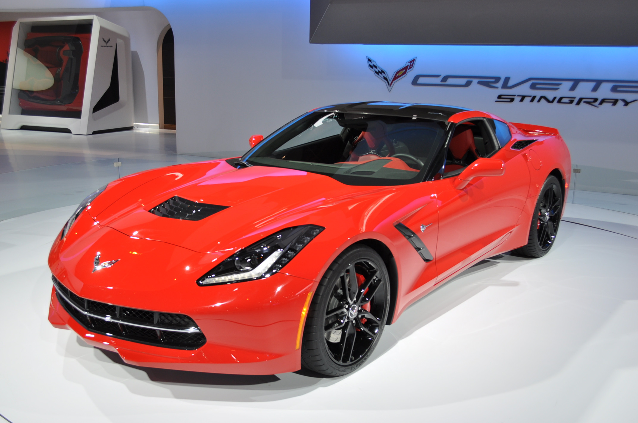 Chevrolet Corvette Zora ZR1 2017 HD Wallpapers