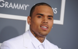 Chris Brown HD Background