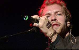 Chris Martin Widescreen