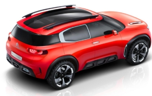 Citroen Aircross 2017 High Definition