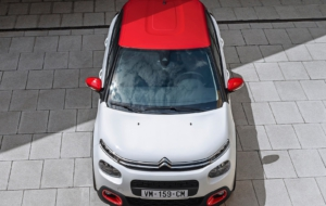 Citroen C3 2017 HD Wallpaper