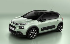 Citroen C3 2017 Photos
