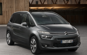 Citroen C4 2017 Widescreen