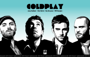 Coldplay HD Deskto