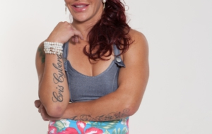Cris Cyborg Background