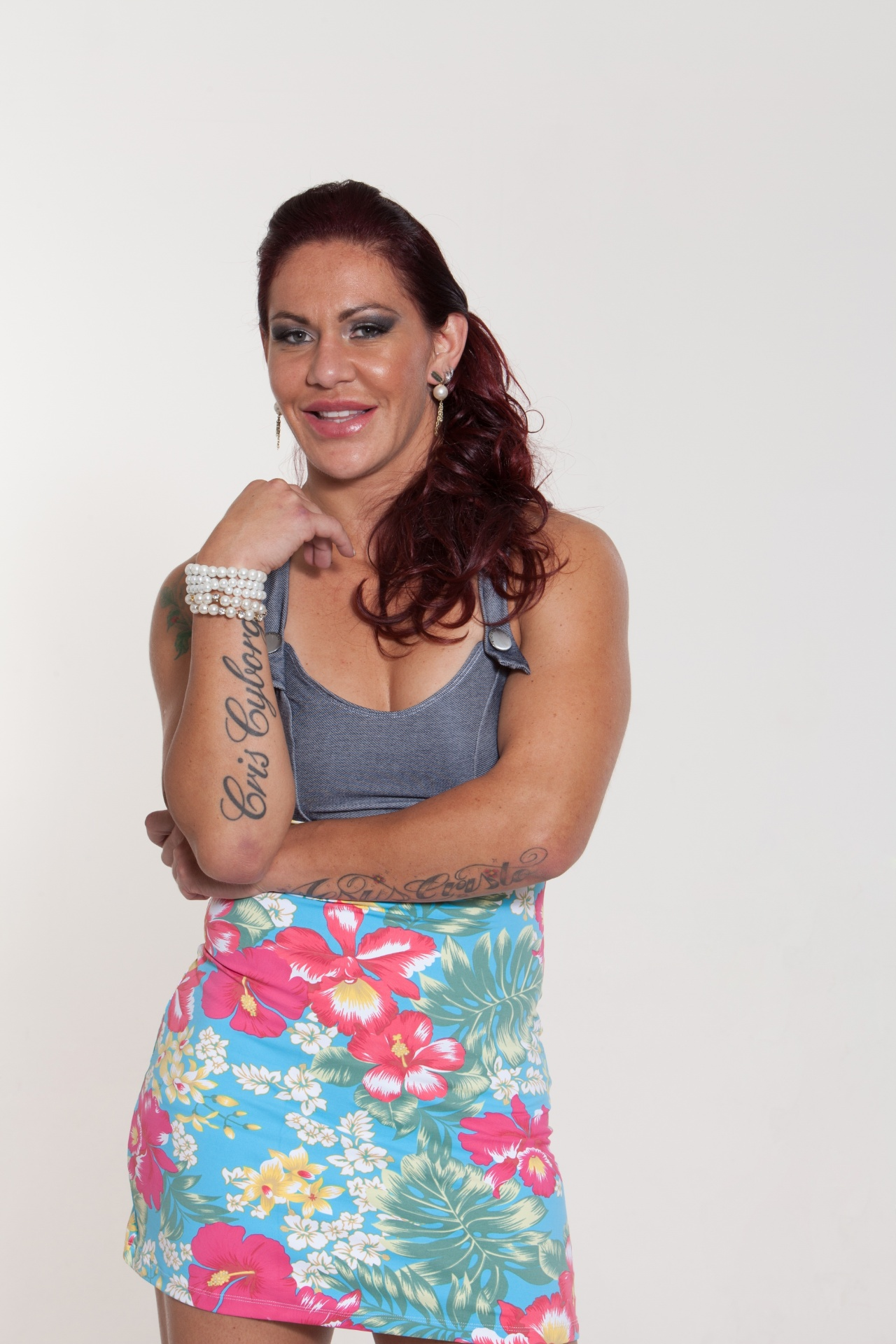 Cris Cyborg Nude Photos 100