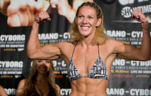 Cris Cyborg High Definition