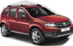 Dacia Duster 2017 Background