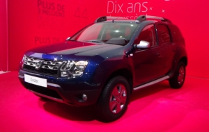 Dacia Duster 2017 HD