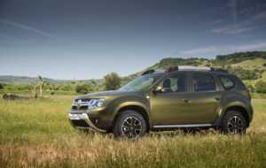 Dacia Duster 2017 HD Desktop
