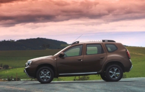 Dacia Duster 2017 Photos