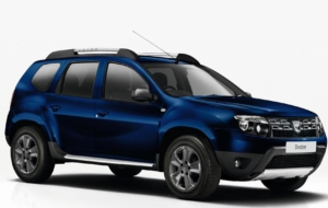 Dacia Duster 2017 Pictures