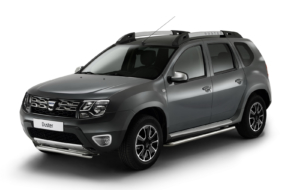 Dacia Duster 2017 Widescreen