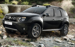 Dacia Duster 2017 For Desktop