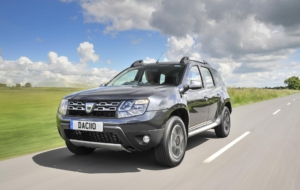 Dacia Duster 2017 Full HD