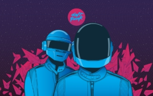 Daft Punk Wallpapers HD