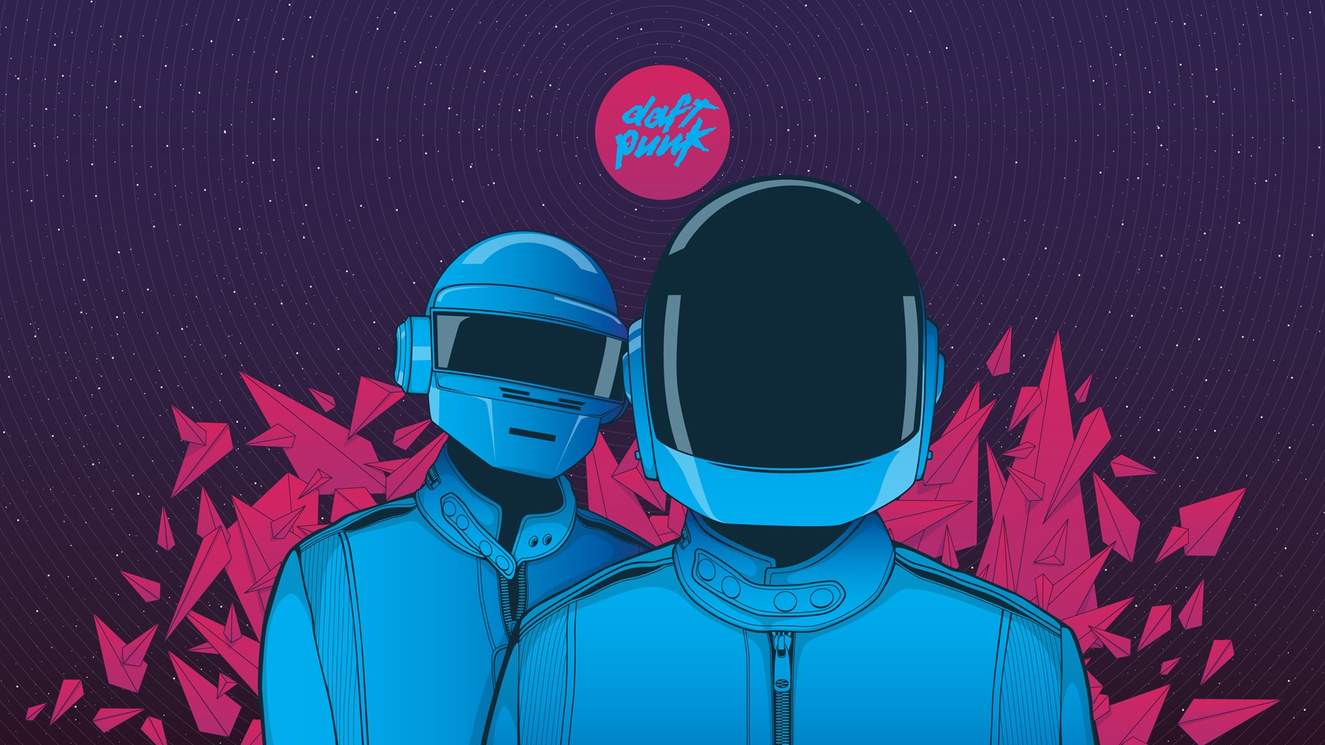 Daft Punk HD Wallpapers