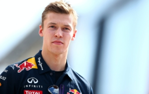 Daniil Kvyat Photos