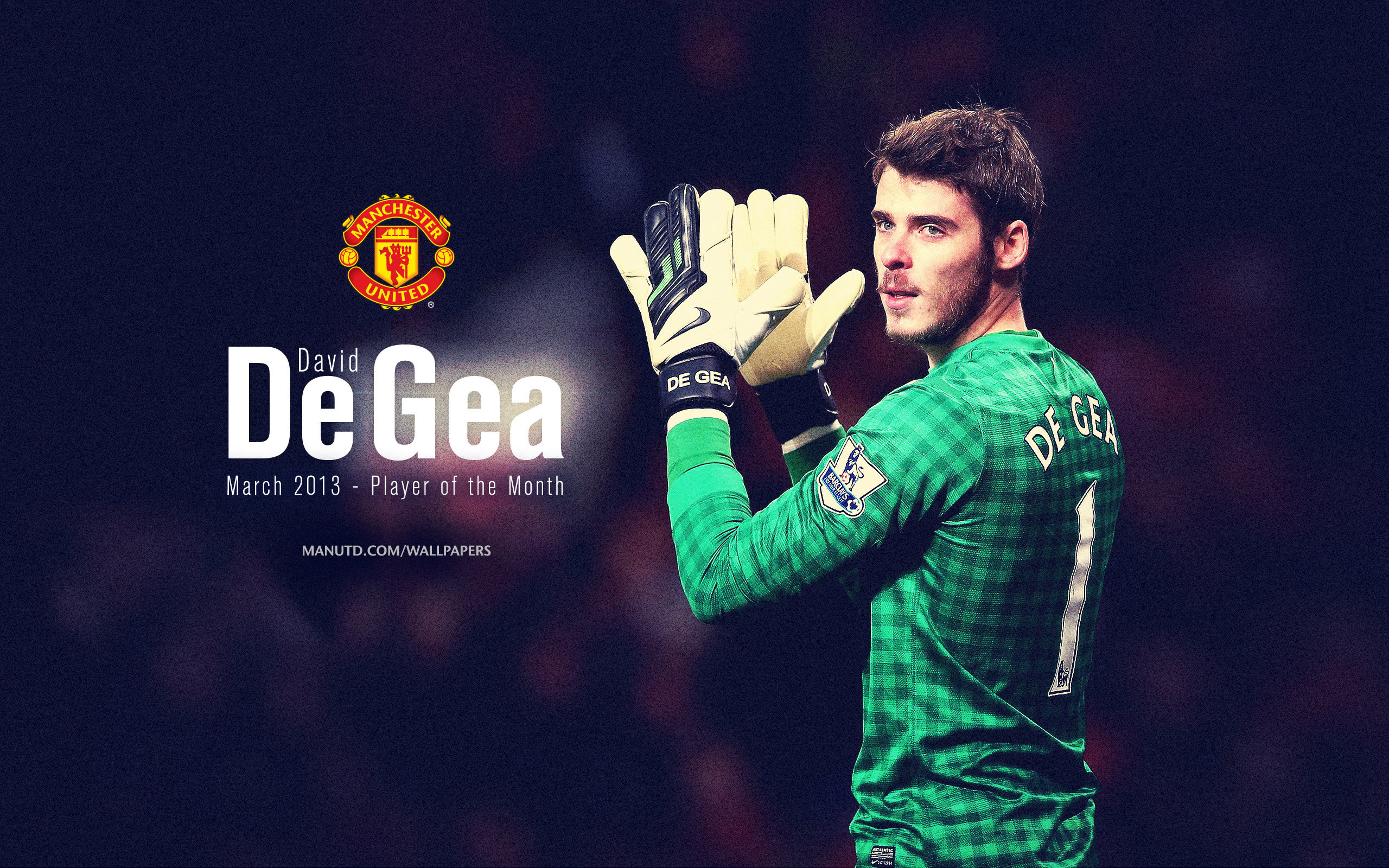 David De Gea HD Wallpapers