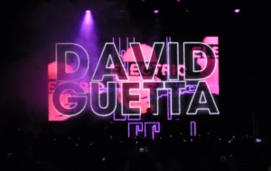 David Guetta HD Background