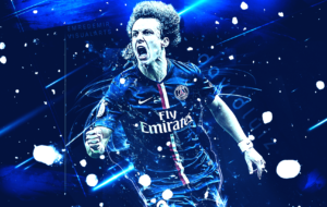 David Luiz HD Background