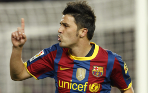 David Villa HD Wallpaper