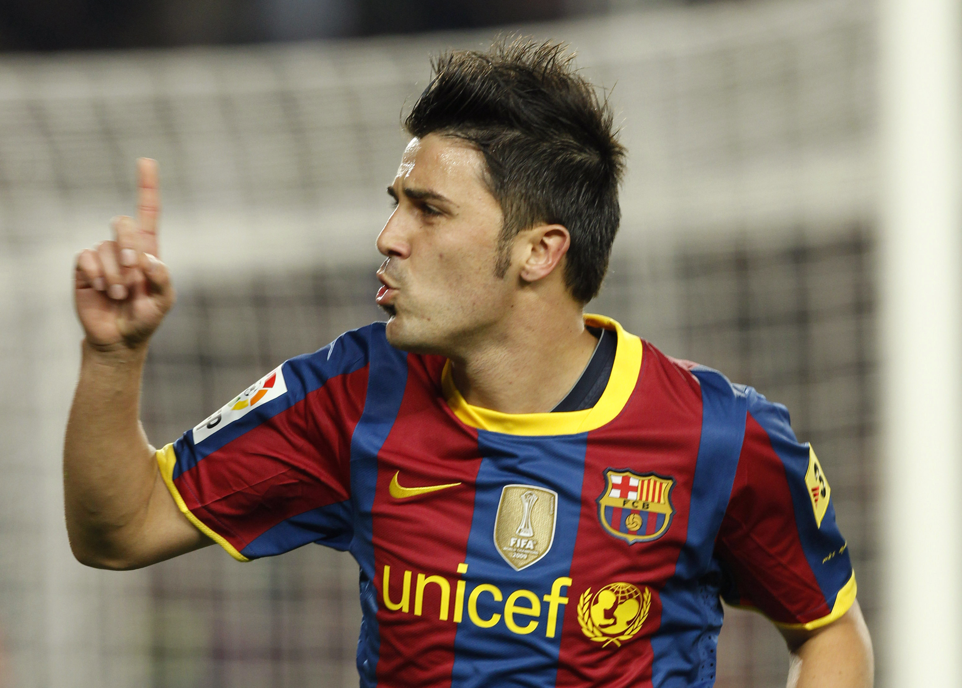 David villa 2013 wallpaper hd