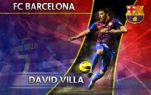 David Villa High Definition Wallpapers