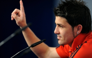 David Villa High Quality Wallpapers