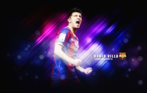 David Villa Widescreen