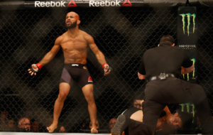 Demetrious Johnson 4K