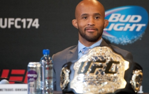 Demetrious Johnson HD
