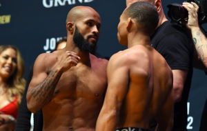 Demetrious Johnson Images