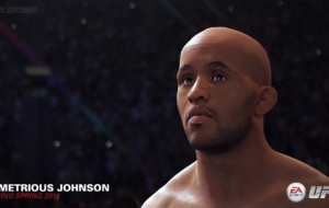 Demetrious Johnson Photos