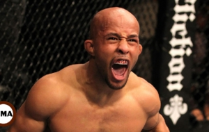 Demetrious Johnson Full HD